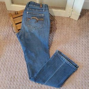 Zana Di flare jeans